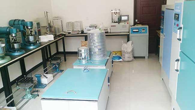 水泥搅拌站试验室仪器工程案例