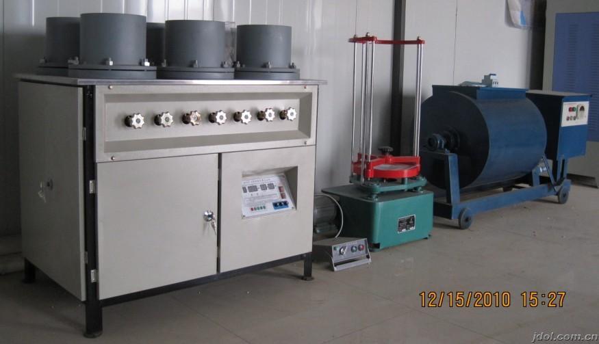 混凝土室试验仪器配备案例