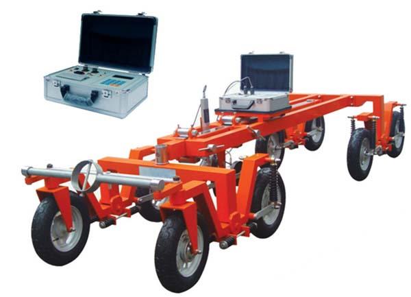 公路路面平整度测定仪(连续式八轮仪)