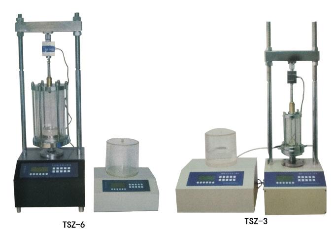 TSZ型系列全自动三轴仪