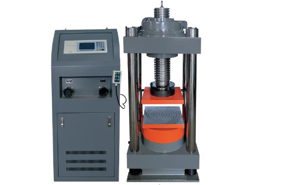 DYE-2000D电动丝杆压力试验机的技术参数及相关概述-沧州鑫科