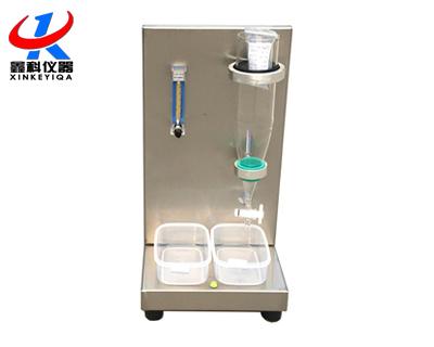 渣球含量分析测定仪