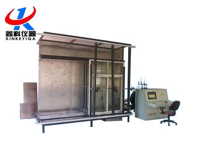 建筑门窗综合物理性能试验机