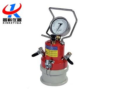 CA砂浆含气量测定仪(仿德国)
