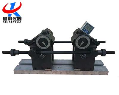 GB/T1499.2-2018新标准万能机钢筋反向弯曲试验夹具