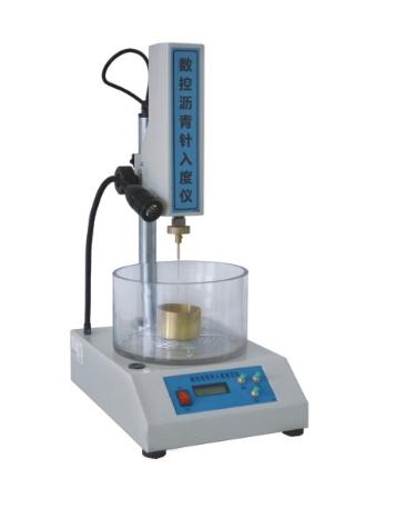 SYD- 2801D沥青针人度仪的概述及技术参数