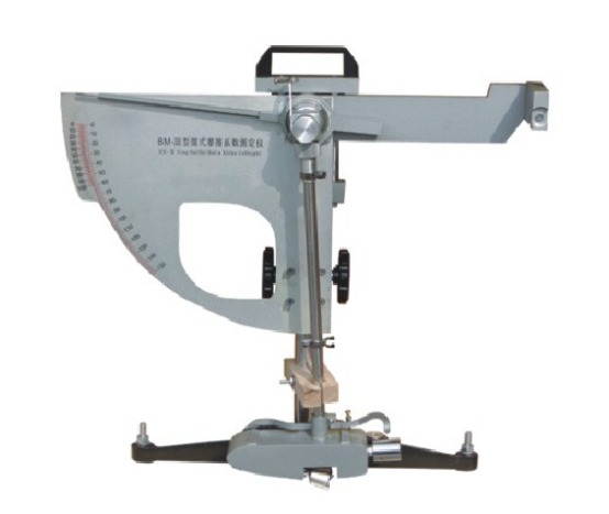BM-III摆氏摩擦系数测定仪的概述及技术参数