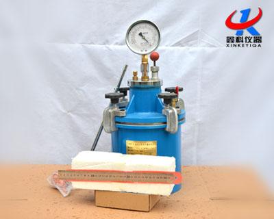 仿日式混凝土含气量测定仪