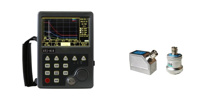 GTJ-U610全数字超声波探伤仪