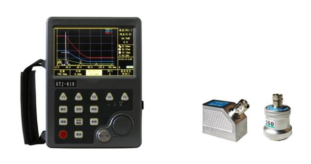 GTJ-U630全数字超声波探伤仪