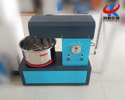 UJZ-15砂浆搅拌机的技术参数及原理