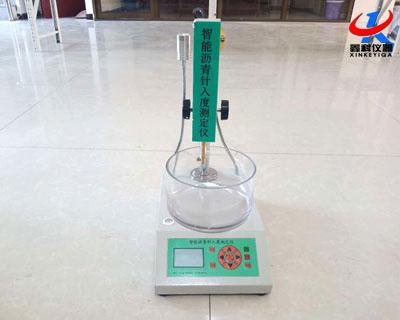 电脑沥青针入度测定仪的技术特点及技术指标