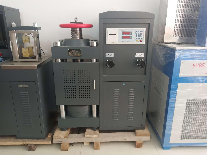 DYE-2000型数显压力试验机的技术参数